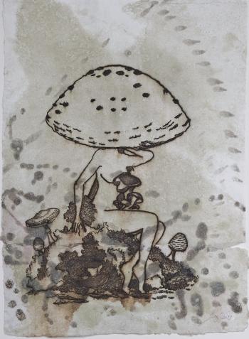 In den Pilzen - V