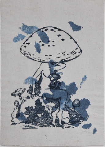 In den Pilzen - VI