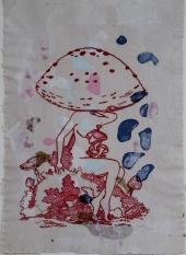 In den Pilzen - VII