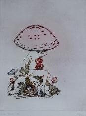 In den Pilzen - VIII