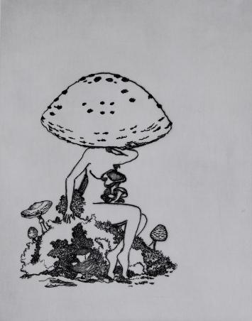 In den Pilzen - I